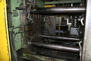 Endüstriyel amaçlı basınçlı döküm makineleri ikinci el endüstriyel makine açık artırma