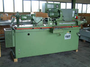 Used deep hole drilling machine workplace