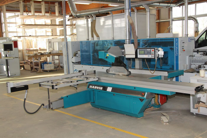 Used Format Sliding Table Saw for Sale | Buy at low Price ...