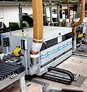HOMAG-BARGSTEDT Double-sided Edgebander Machine